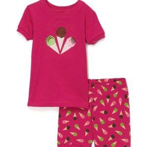 Leveret Ice Cream Pajamas